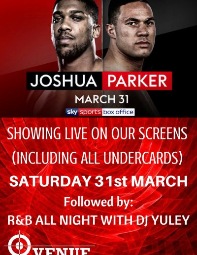aj fight poster