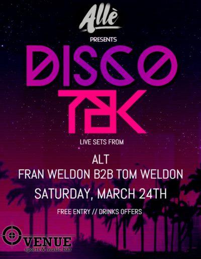 discotek poster