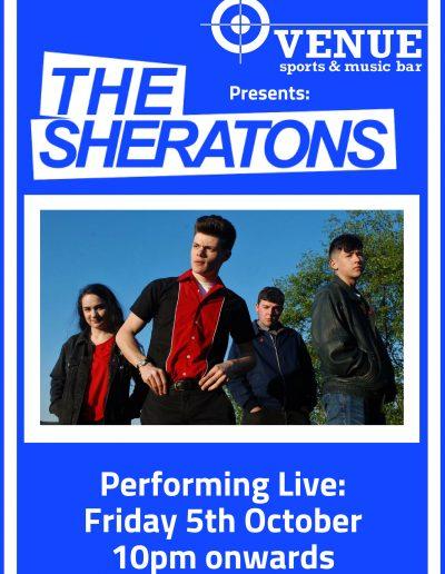 Sheratons Poster