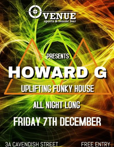 Howard G Poster