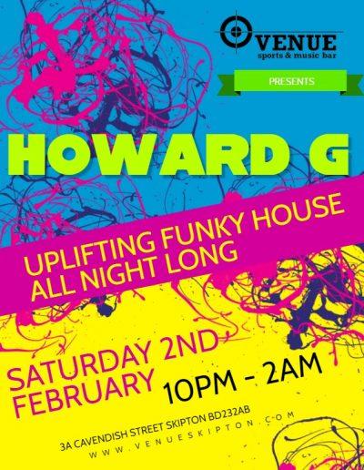 Howard Feb Poster
