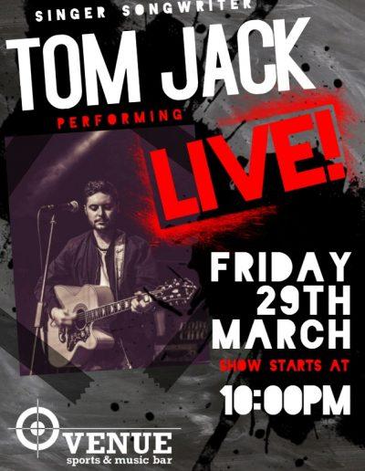 Tom Jack Poster