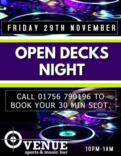 open_deck_night_dj_venue_skipton